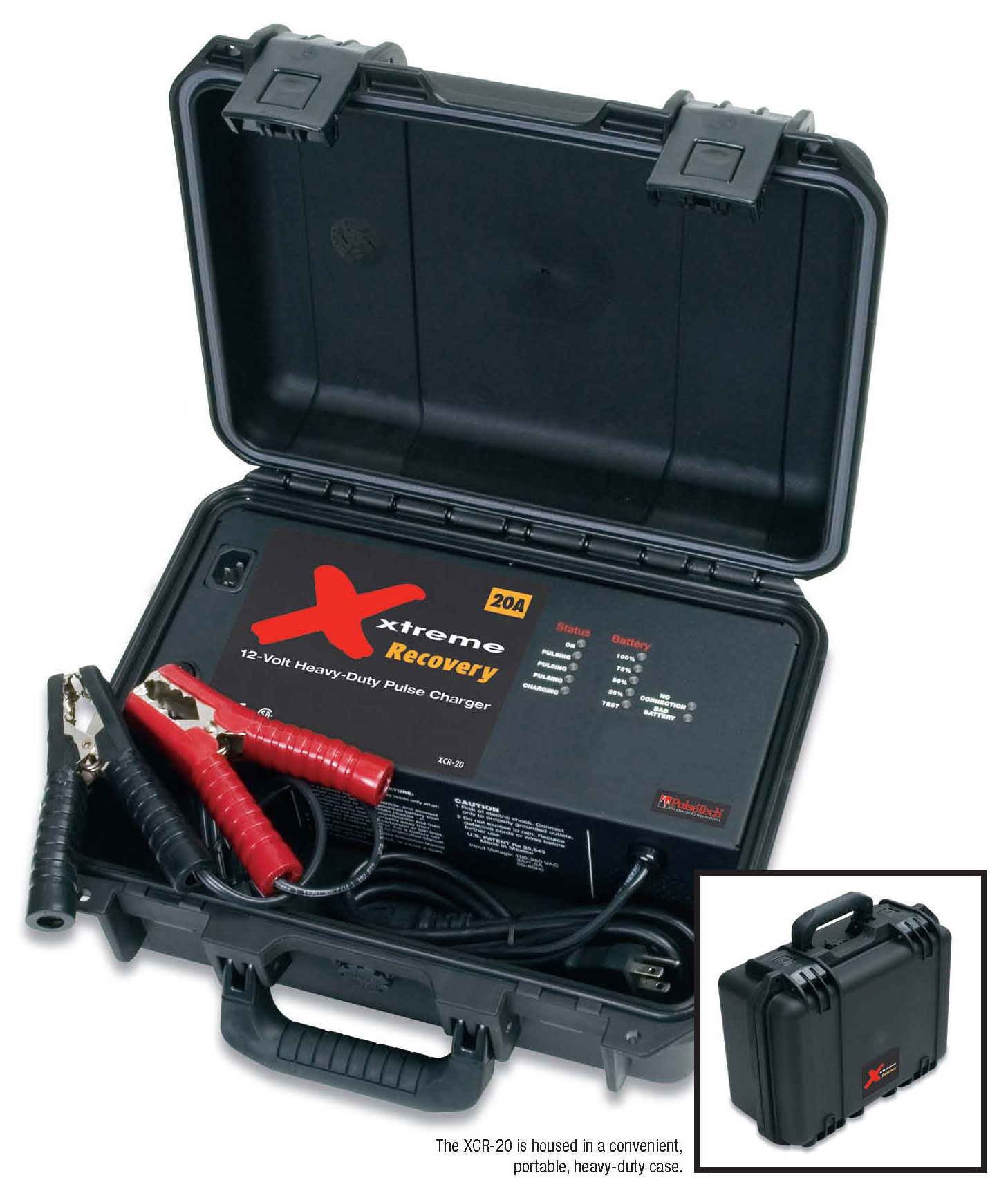 XC Xtreme Recovery Charger